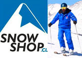 Snow Shop Chile, te invita a disfrutar de la nieve