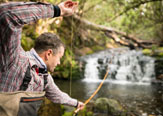 Bow and Arrow Fly Fishing - Como Arco y Flecha en los Twigwater