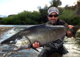 El Retorno del Rey - King Salmon in Patagonia Chile