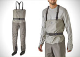 "Patagonia introduce su Wader más liviano: ""Middle Fork Packable""."